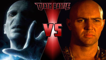 Voldemort vs. Imhotep by OmnicidalClown1992