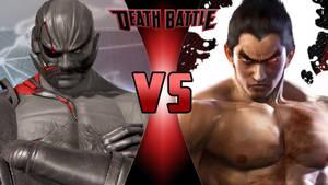 Raidou vs. Kazuya Mishima