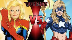 Captain Marvel vs. Stargirl