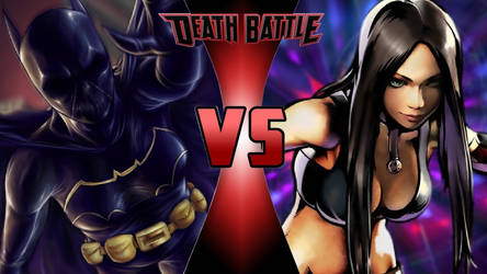 Batgirl vs. X-23 by OmnicidalClown1992
