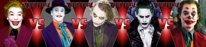 Joker Battle Royale by OmnicidalClown1992