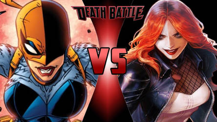 Ravager vs. Typhoid Mary by OmnicidalClown1992