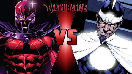 Magneto vs. Dr. Light by OmnicidalClown1992