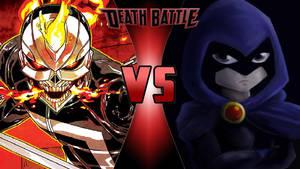 Robbie Reyes vs. Raven