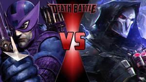 Hawkeye vs. Reaper