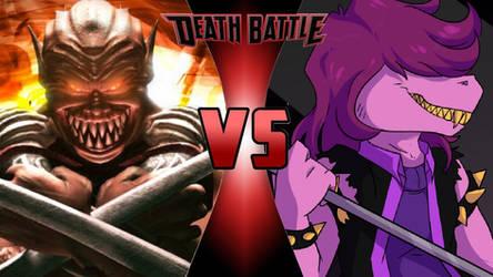 Baraka vs. Susie by OmnicidalClown1992