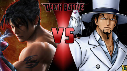 Jin Kazama vs. Rob Lucci by OmnicidalClown1992