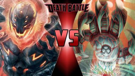 Ultron vs. Yami by OmnicidalClown1992