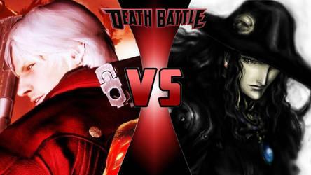 Dante vs. Vampire Hunter D by OmnicidalClown1992
