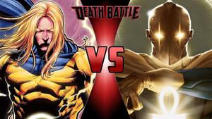 Sentry vs. Dr. Fate