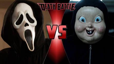 Ghostface vs. Babyface Killer by OmnicidalClown1992