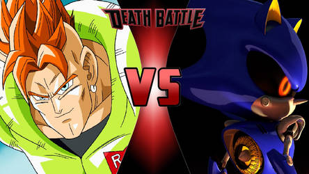 Android 16 vs. Metal Sonic by OmnicidalClown1992