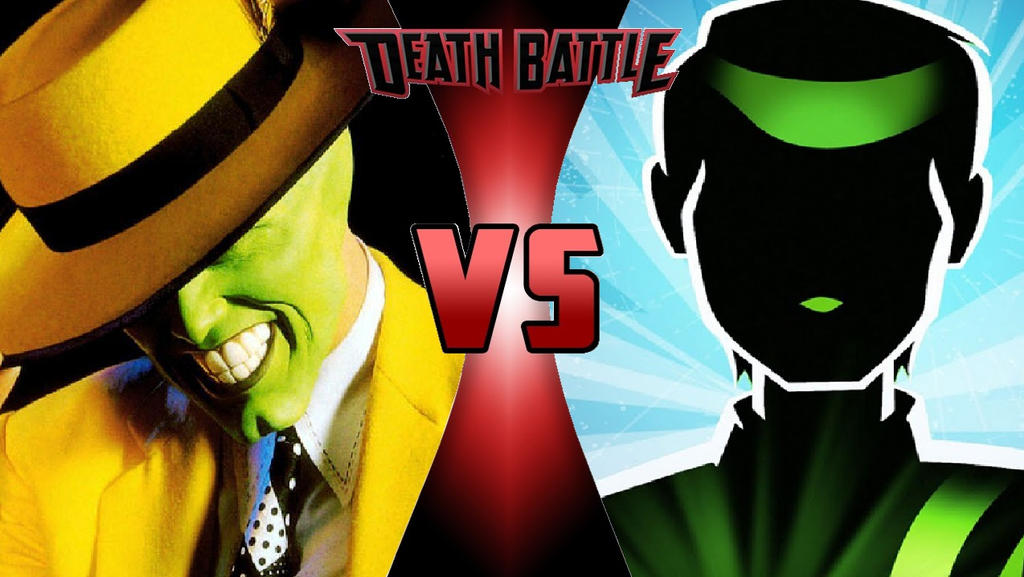 The Mask vs. Ben 10 by OmnicidalClown1992