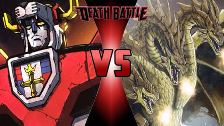 Voltron vs. King Ghidorah
