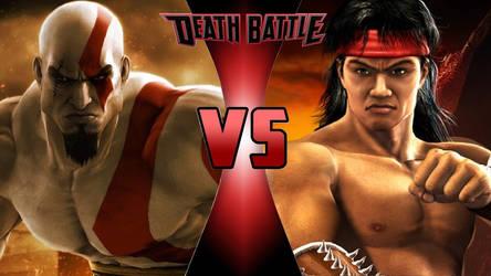 Kratos vs. Liu Kang