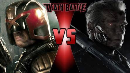 Judge Dredd vs. Terminator