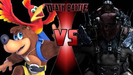 Banjo-Kazooie vs. Ferra-Torr