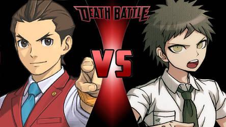 Apollo Justice vs. Hajime Hinata