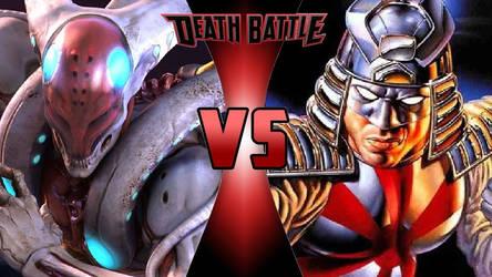 Yoshimitsu vs. Silver Samurai