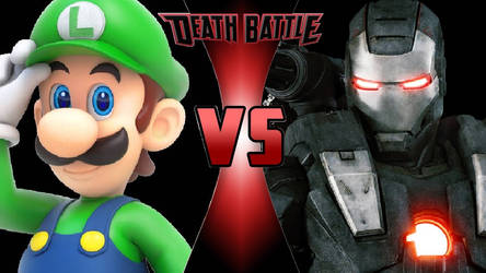 Luigi vs. War Machine