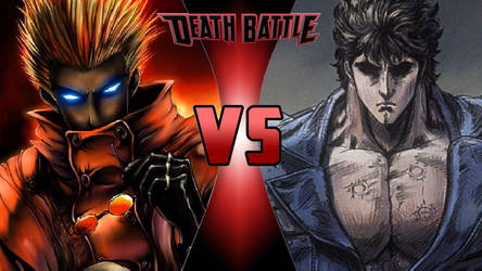 Vash the Stampede vs. Kenshiro