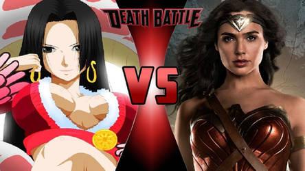 Boa Hancock vs. Wonder Woman