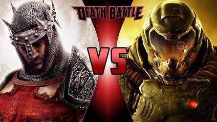 Dante Alighieri vs. Doomguy