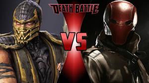 Scorpion vs. Red Hood