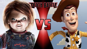 Chucky vs. Woody