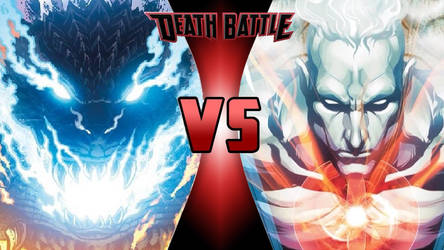 Godzilla vs. Captain Atom