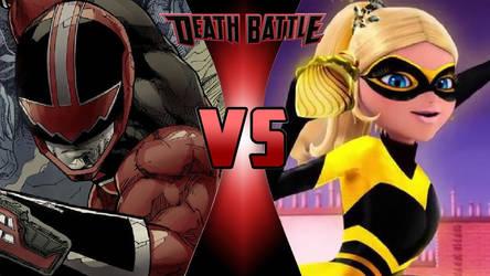 Quantum Ranger vs. Queen Bee