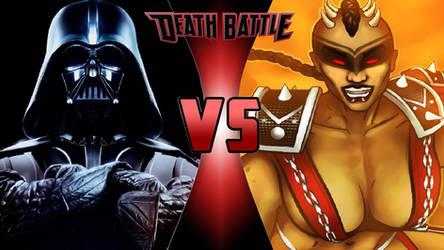 Darth Vader vs. Sheeva