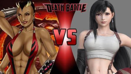 Sheeva vs. Tifa Lockhart