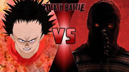 Tetsuo Shima vs. Brightburn