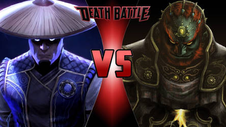 Raiden vs. Ganondorf