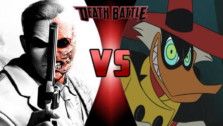 Two-Face vs. Negaduck