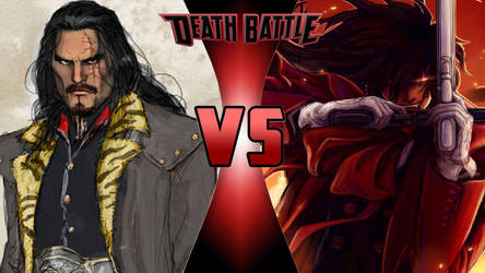 Vandal Savage vs. Alucard