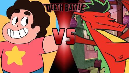 Steven Universe vs. Jake Long