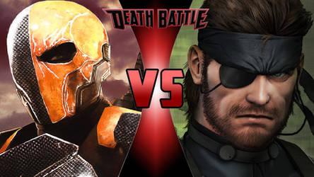 Deathstroke vs. Big Boss