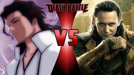Aizen vs. Loki