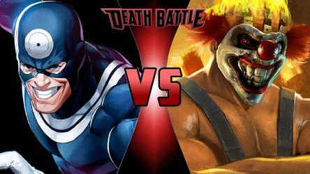 Bullseye vs. Sweet Tooth