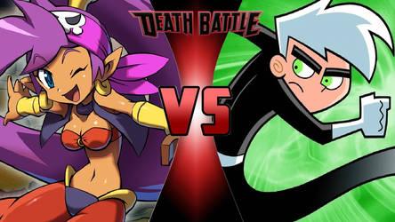 Shantae vs. Danny Phantom