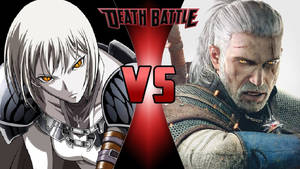 Clare vs. Geralt