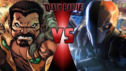 Kraven the Hunter vs. Deathstroke