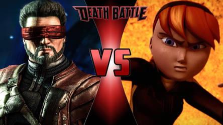 Kenshi vs. April O'Neil
