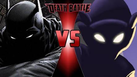 Batman vs. Sly Cooper