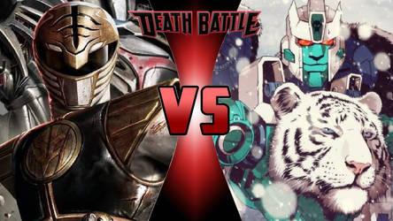 Tommy Oliver vs. Tigatron