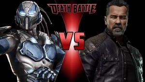 Cyber Sub-Zero vs. Terminator