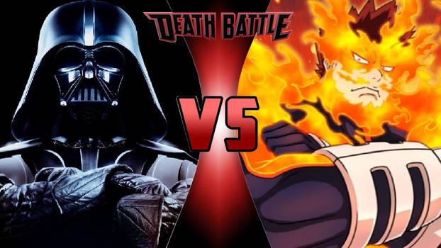 Darth Vader vs. Endeavor