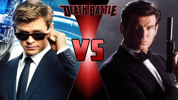 Agent H vs. James Bond